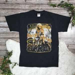 BRITNEY SPEARSxPUSSY CAT DOLLS The Circus T-Shirt